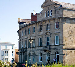 Burnham-on-Sea buildings
