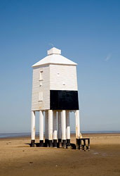 Burnham-on-Sea lighthouse