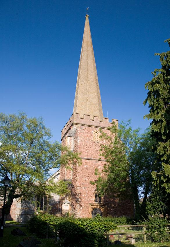 Bridgwater Church Somerset Guide Photos