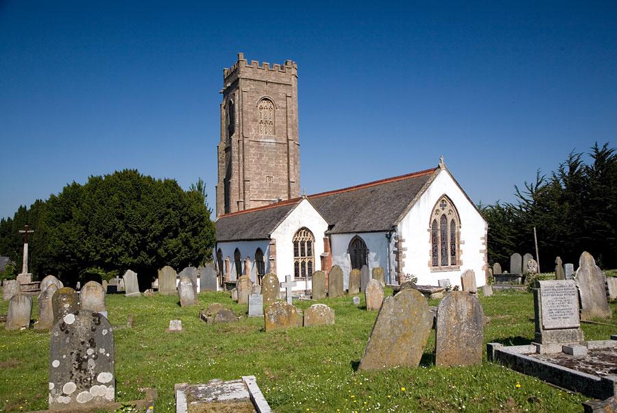 Watchet Church Somerset Guide Photos