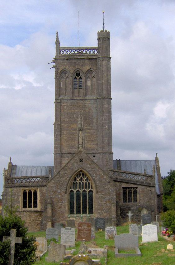 Axbridge Church Somerset Guide Photos