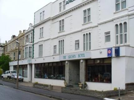 Weston Super Mare Accommodation Map Somerset Guide Tourism Map